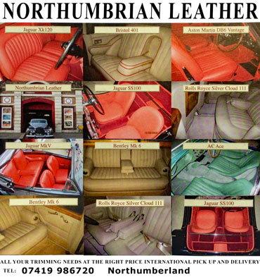 Northumbrian Leather