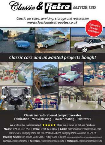 Classic & Retro Autos