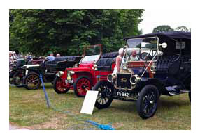 Newby Hall Rally